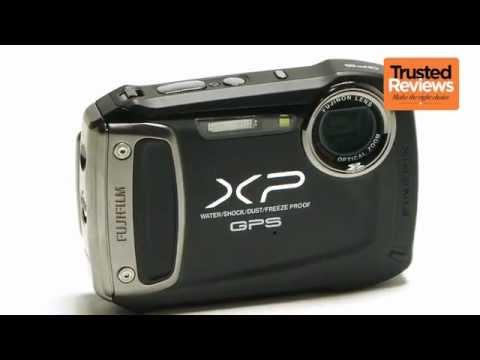 FujiFilm XP150 Video Review