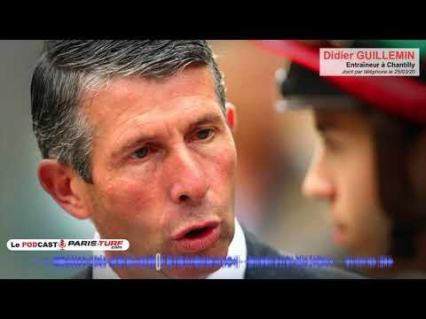 """Didier Guillemin : """"Pour l'instant, mes chevaux ne sont pas en retard"""""""