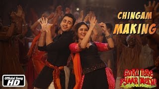 Chingam Chabake - Making of Song - Gori Tere Pyaar Mein - Imran Khan & Kareena Kapoor