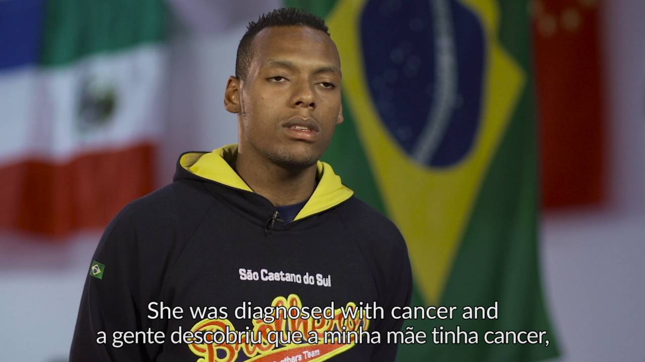 De uma vida dura no interior de Minas Gerais para os Jogos Olímpicos do Rio 2016