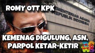 Video Romy OTT, Kemenag Di6u(l)ung KPK, ASN Ket4k(u)tan, Parpol Ketar-Ketir MP3, 3GP, MP4, WEBM, AVI, FLV Maret 2019