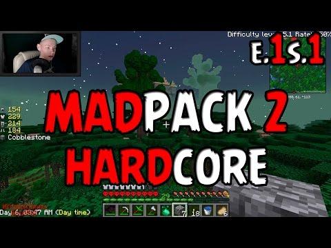 MADPACK 2 HARDCORE Lets Play - BashREO e1s1