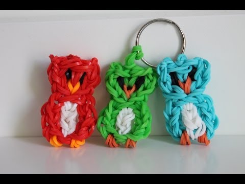 Rainbow Loom Nederlands, uiltje