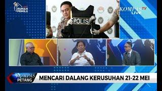 Video Dialog: Mencari Dalang Kerusuhan 21-22 Mei (2) MP3, 3GP, MP4, WEBM, AVI, FLV Juni 2019