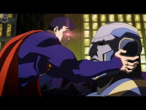 Superman vs Darkseid | Justice League: War