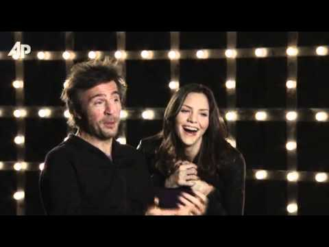 Smash - Step behind the scenes in 'Smash' as Katharine McPhee and Jack Davenport goof around on set talking to The AP about their characters; the green starlet and t...