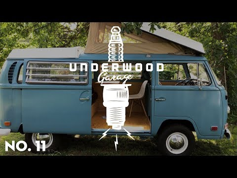 Interior! 1970 VW Bus Restoration | Underwood Garage 11