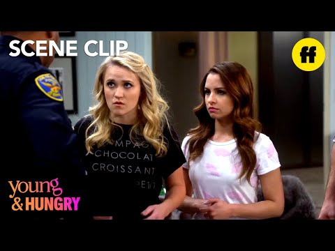Young & Hungry | Season 3, Episode 7: I'm Too Pretty to Go to Prison | Freeform
