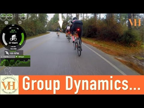 Group Ride Cycling - Group Dynamics 1122019