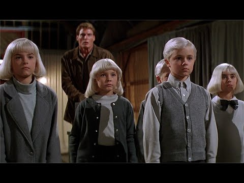 village of the damned (1995)-  FULL ENDING! HD