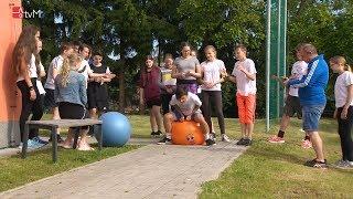 Na ZŠ Mlýnská se slavil Den Dětí sportem