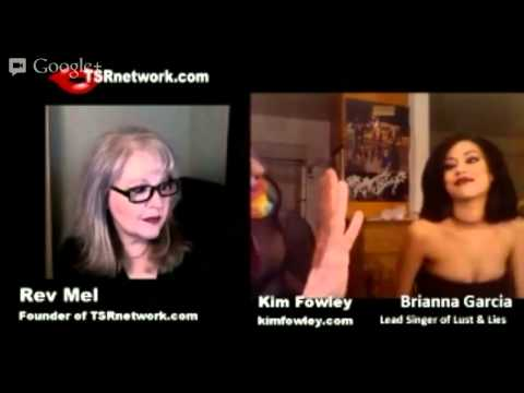 Kim Fowley on the Rev Mel Show Live on TSRnetwork.com