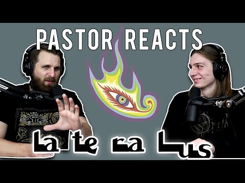 "Tool ""Lateralus"" // Pastor Rob Reacts // Lyrical Analysis And Reaction Video"