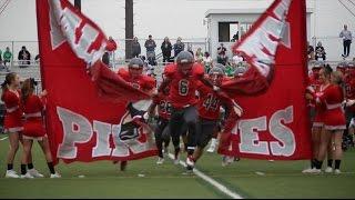 2016 Palatine High School Football Season