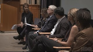 Risky Drinking New York Premiere Panel Discussion (HBO Documentary Films)
