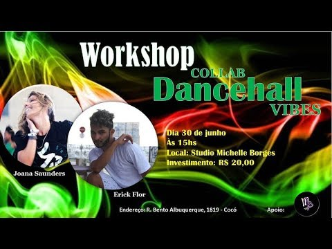 Workshop Dancehall Vibes | Jo Saunders & Erick Flor | Choreography Eugy - Prize