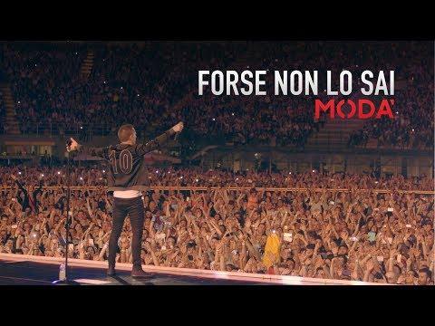 , title : 'Modà - Forse non lo sai - Videoclip Ufficiale'