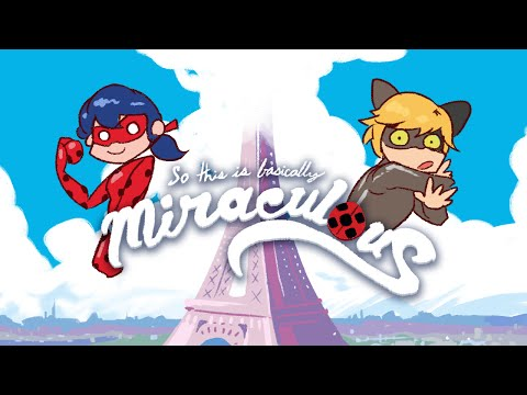 So This Is Basically Miraculous Ladybug