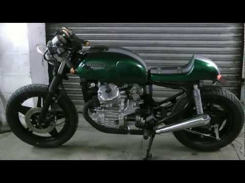 """CX 500 CAFE RACER BUILD ,START TO FINISH. """""""
