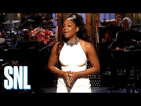 Tiffany Haddish Monologue - SNL (видео)