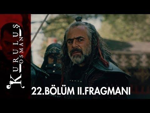 Kuruluş Osman 22. Bölüm 2. Fragmanı