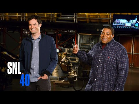 Saturday Night Live 40.03 (Promo 'Bill Hader')