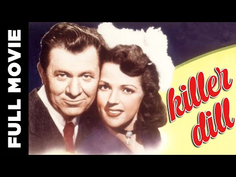 Killer Dill (1947) | Hollywood Comedy Crime Movie | Stuart Erwin, Anne Gwynne, Frank Albertson