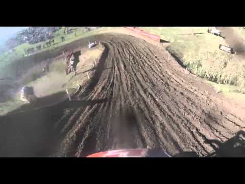 A lap of the 2013 Motocross of Nations track with Evgeny Bobryshev