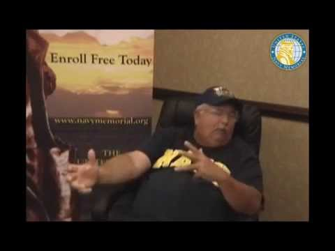 USNM Interview of Harry Rodriguez Part One Joining the Navy,  VAH 10 and memories CV 42