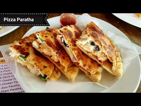 Pizza Paratha Recipe Restaurant Style | Skills Valley Cooking School