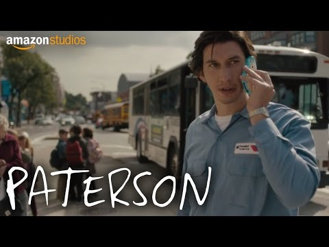 Paterson – Official US Trailer | Amazon Studios
