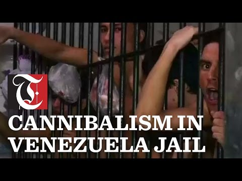 An alleged cannibalism case is being investigated by authorities in a Venezuelan jail.