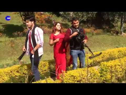 (Making a Music Video || Nani Jyan || Rajesh KC(Puspa Khadka/Barsa Siwakoti).. 2 min 50 sec)