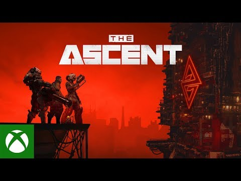 Trailer d'annonce Xbox One/Series X de The Ascent