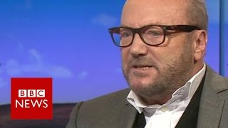 Download Video George Galloway annoyed by EU referendum questions in TV interview  - BBC News MP3 3GP MP4