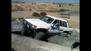 hmong 4x4 No Cheating on Prairie City pipe course 6/3/13