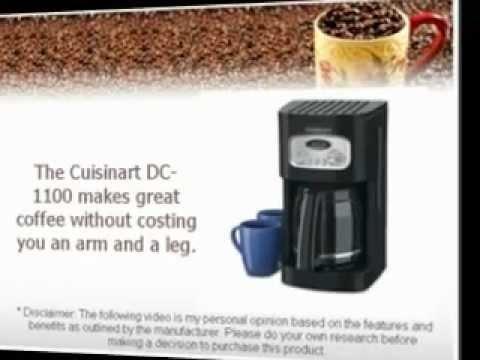 Cuisinart DCC-1100 12-Cup Programmable Coffeemaker