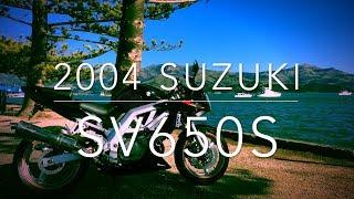 4. 2004 Suzuki SV650 review
