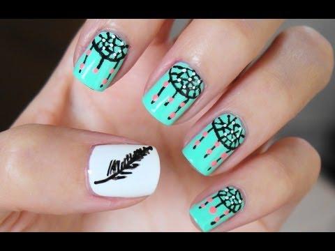 nail art acchiappasogni