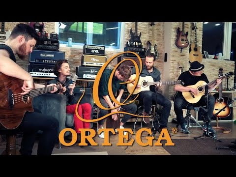 Ortega feat. CAMPAIGN LIKE CLOCKWORK - And the drinks