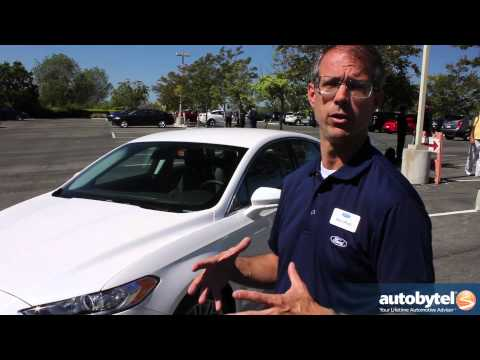 2013 Ford Fusion Walkaround