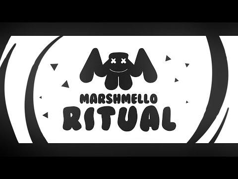 Marshmello - Ritual (feat. Wrabel) [Lyric Video] видео
