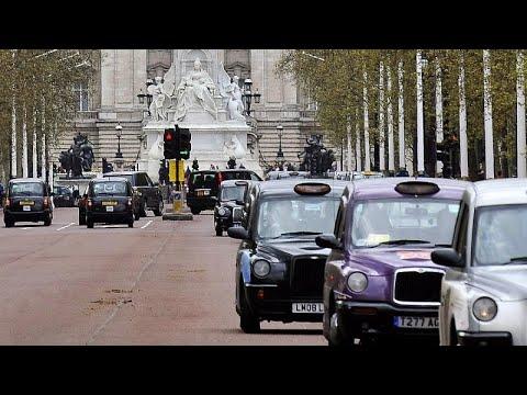 Λονδίνο: Σε ισχύ ζώνη εξαιρετικά χαμηλών εκπομπών ρύπων…