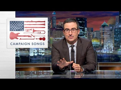 John Oliver: Campaign Songs