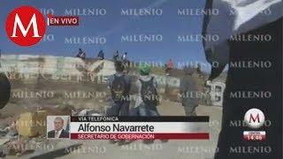 México deportará a migrantes violentos: Segob