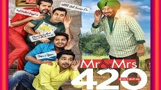 Mr&Mrs 420 - Latest Punjabi Film 2015 - New Punjabi Movie HD