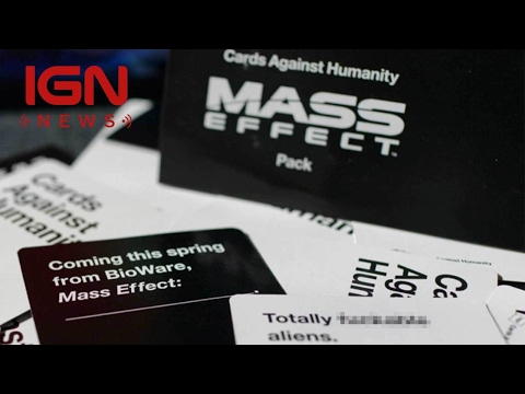 'Vast Majority' of Mass Effect Andromeda Playable After the Main Story Ends – IGN News