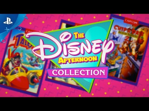 The Disney Afternoon Collection #1