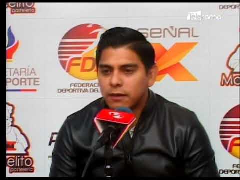 Carlos Tenesaca asumió administración de Federación Deportiva del Azuay