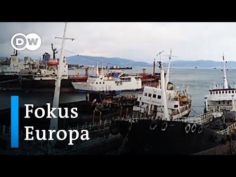 Elefsina (Griechenland): Schiffswracks voraus! | Fokus Europa